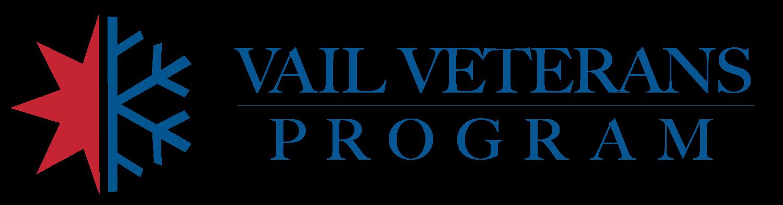 Vail Veterans program logo