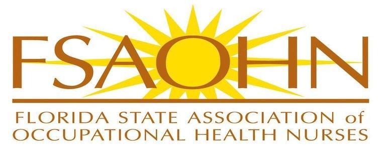Florida Society Association of Occupational Health Nurse logo
