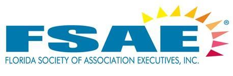 logo for Florida Society of Association Executives