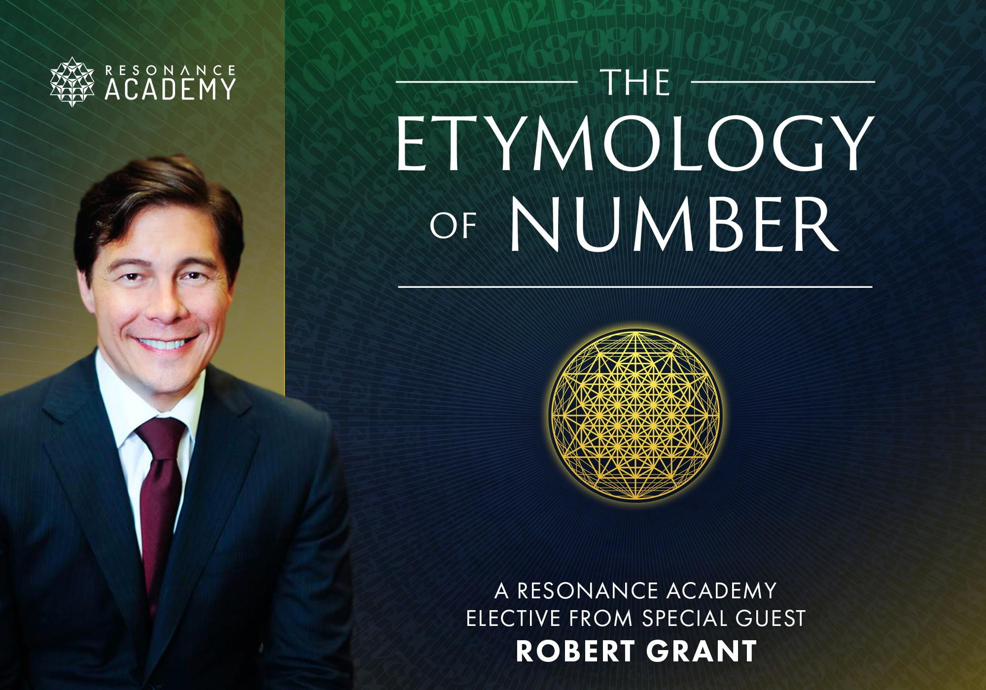 The Etymology of Number