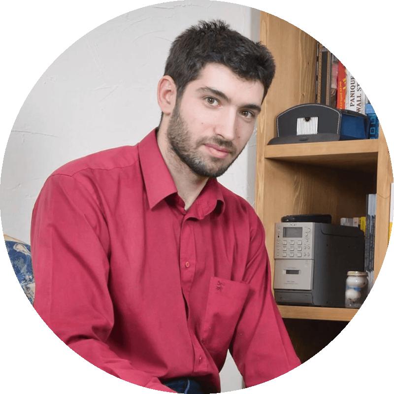 Olivier Alirol, PhD
