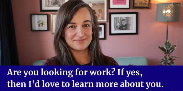 The Job Hunters' Survey - Renata Bernarde