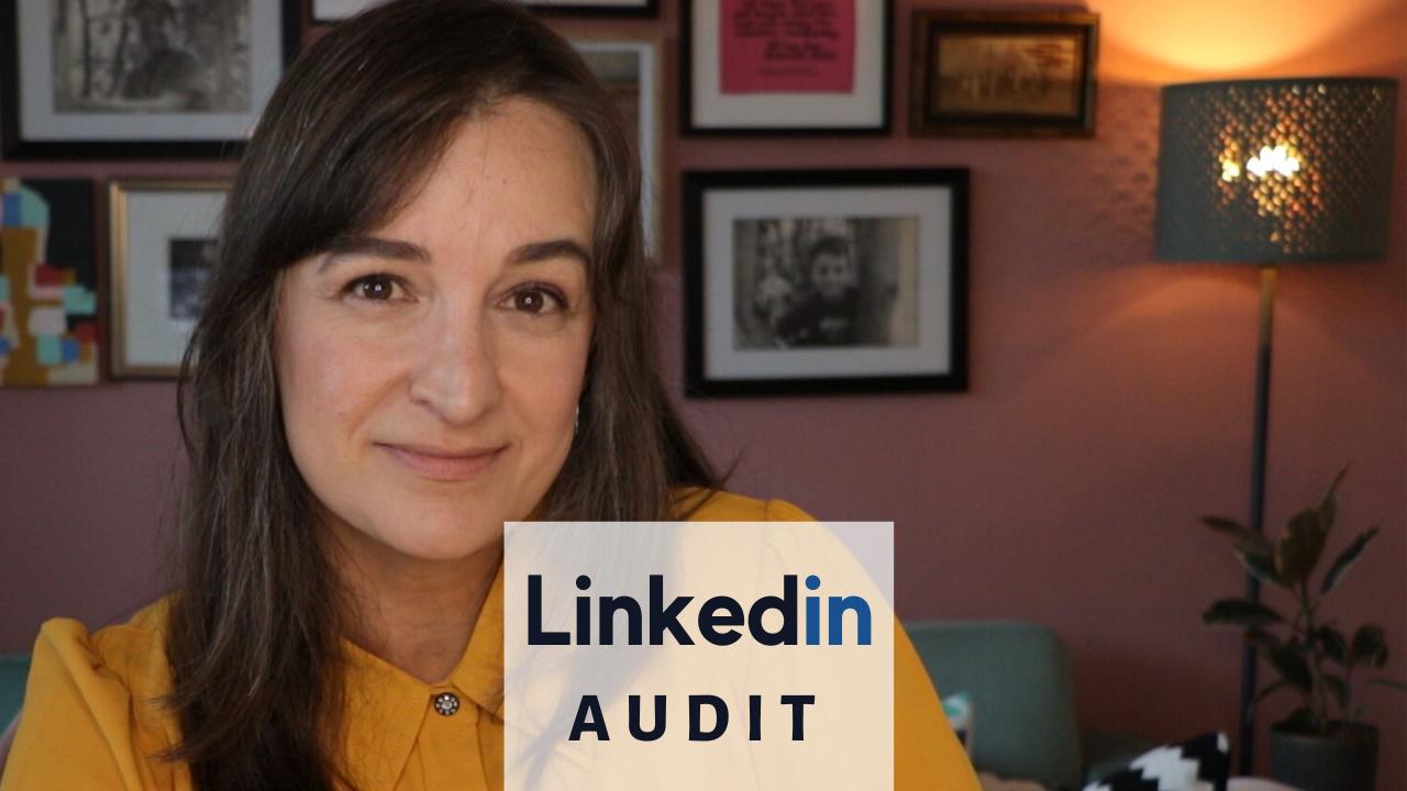 LinkedIn Audit -  Renata Bernarde