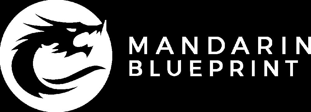 Mandarin Blueprint Logo