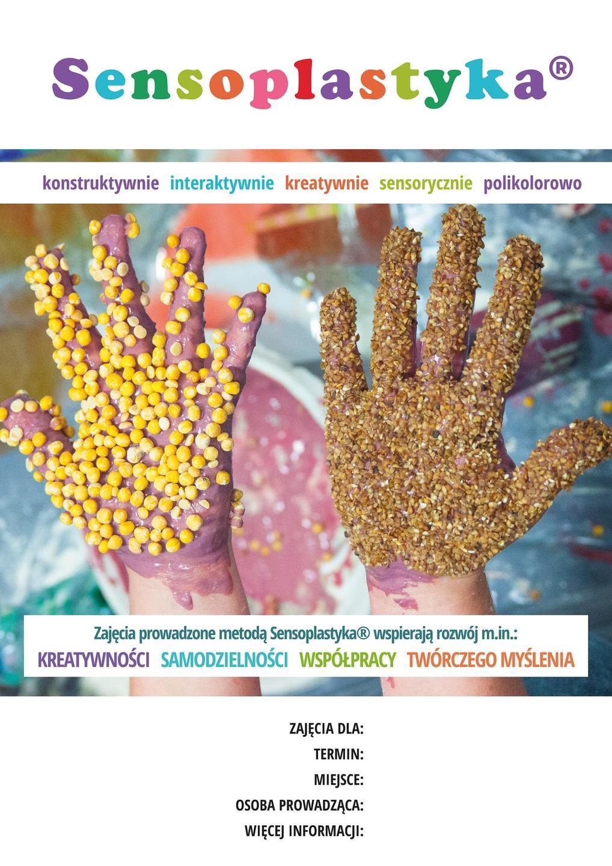 Sensoplastyka® - plakat