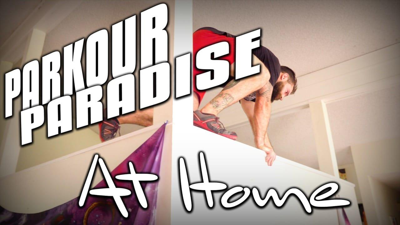 Parkour Paradise at Home | Scout Guide