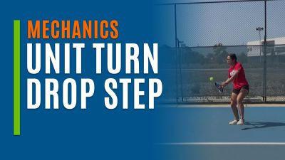 Unit Turn Drop Step