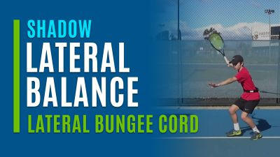 Lateral Balance (Shadow Lateral Bungee Cord)