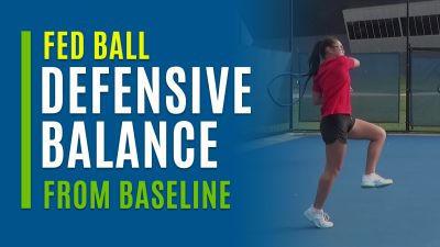 Defensive Balance (From Baseline)