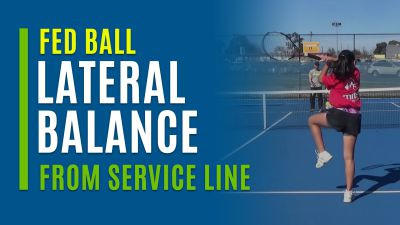 Lateral Balance (From the Service Line)