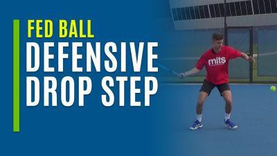 Defensive Drop Step