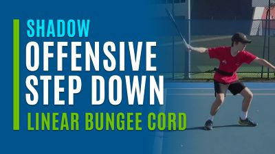 Offensive Step Down (Shadow with Linear Bungee Cord)