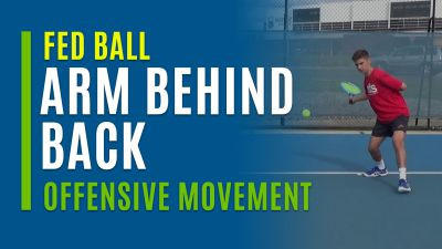 Arm Behind Back (Offensive Movement)
