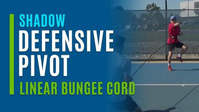 Defensive Pivot (Shadow Linear Bungee Cord)
