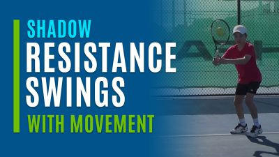 Resistance Swings (Shadow with Movement)