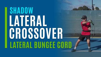 Lateral Crossover (Shadow Lateral Bungee Cord)