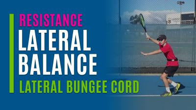 Lateral Balance (Lateral Bungee Cord)