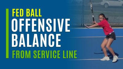 Offensive Balance (From Service Line)