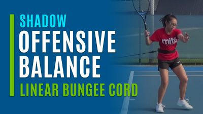 Offensive Balance (Shadow with Linear Bungee Cord)