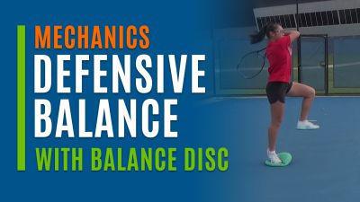 Defensive Balance (With Balance Disc)