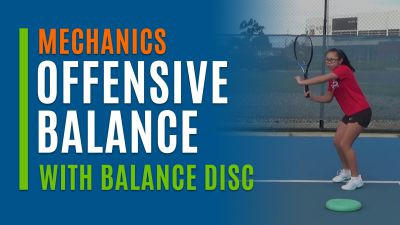 Offensive Balance (With Balance Disc)