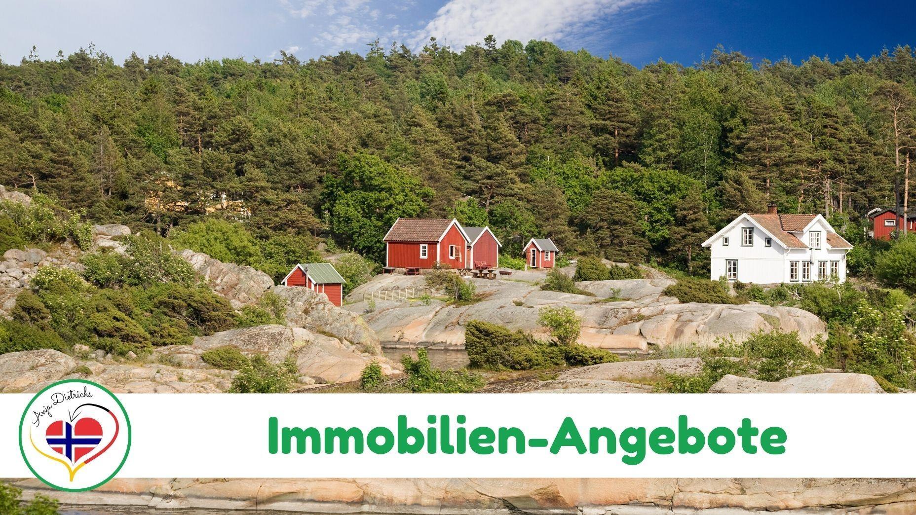 Immobilien-Angebote in Norwegen