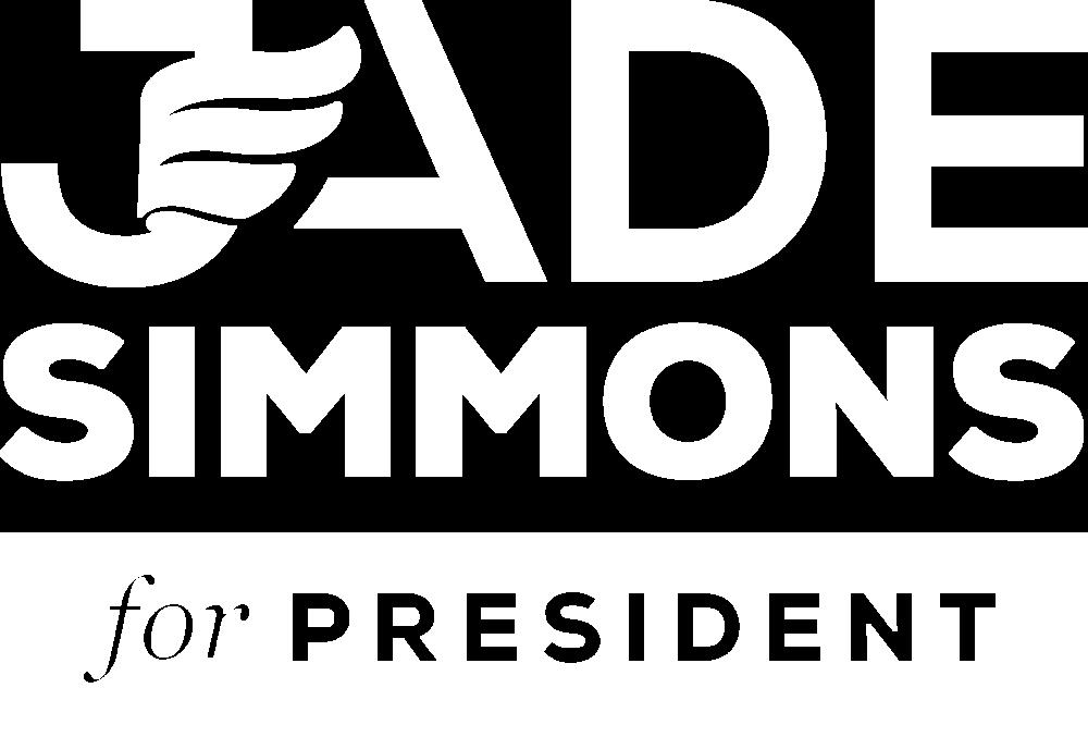 Jade Simmons 2020 Presidential Candidate