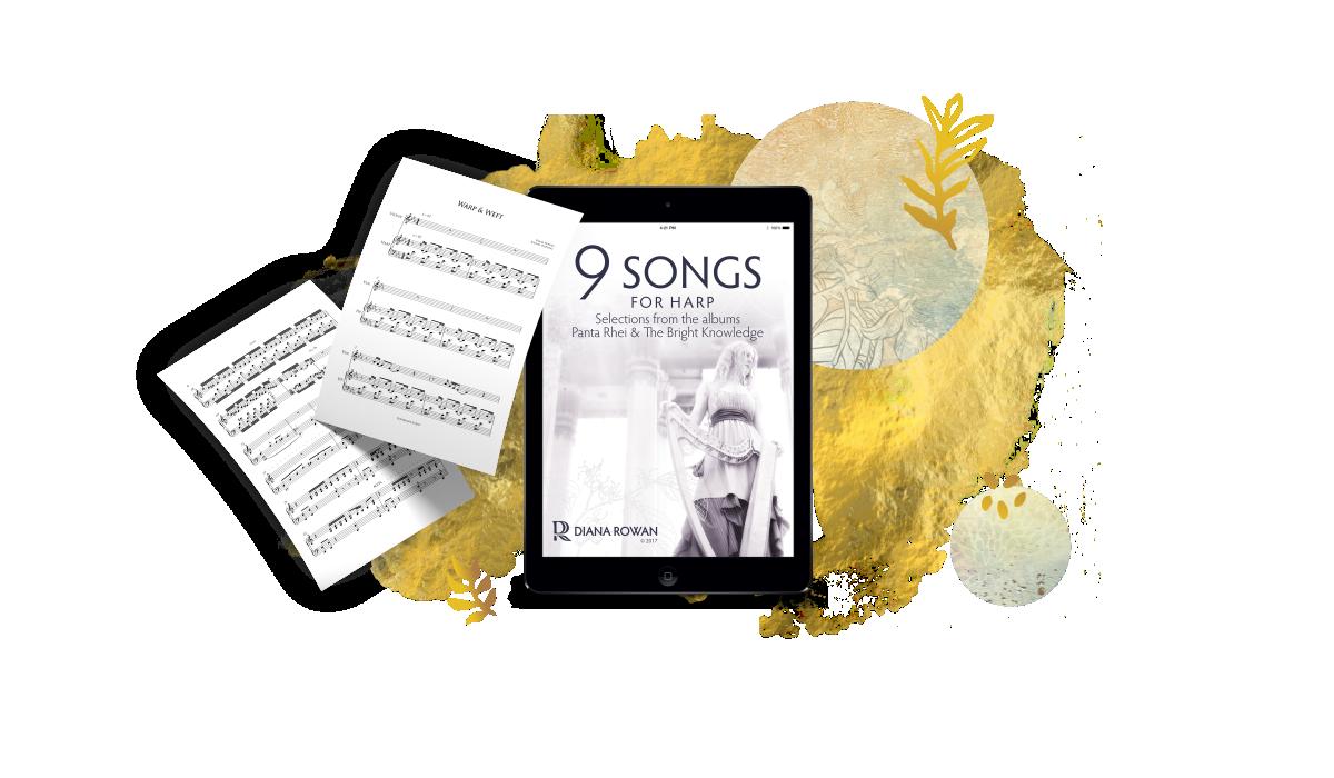 9 Songs For Harp
