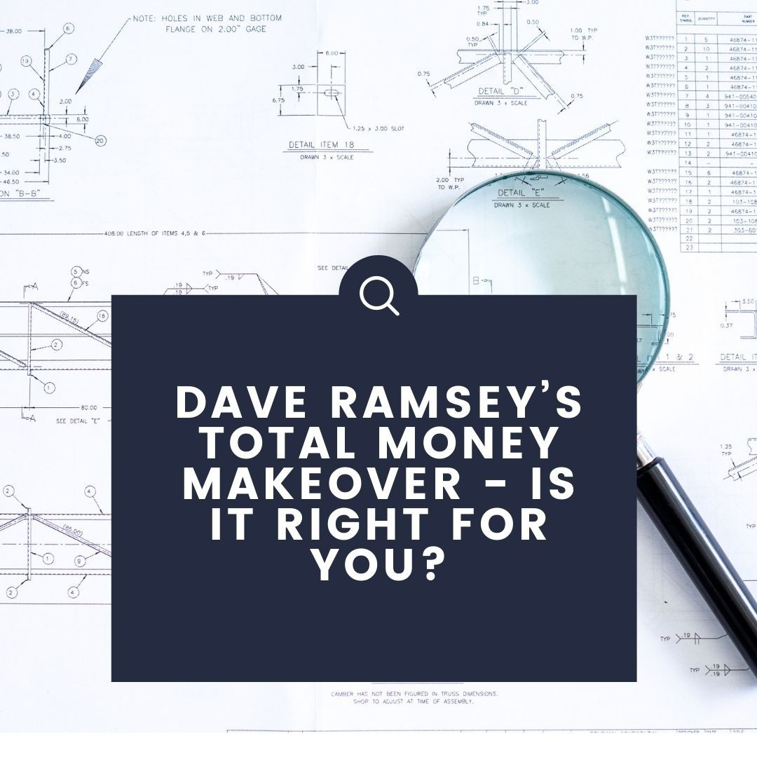 Get Dave Ramsey's Total Money Makeover steps and learn how to apply them your personal savings and payoff debt.