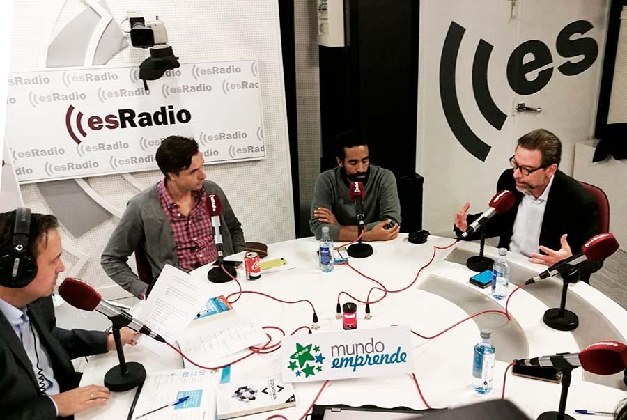 Javi Galué en Radio - Programa semanal sobre emprendimiento - COMO CONSEGUIR CLIENTES en redes sociales,