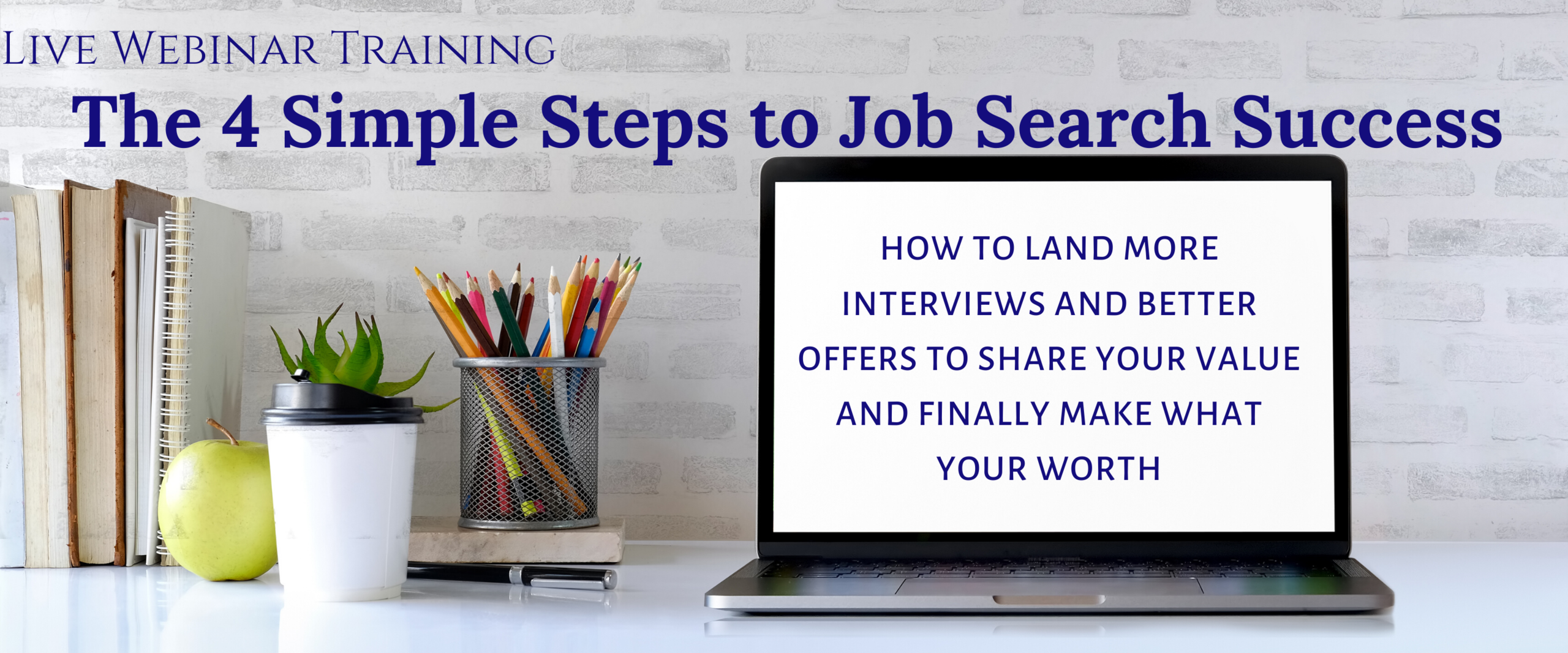 4 simple steps to job search success