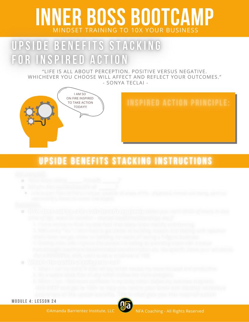 Integrative Worksheet