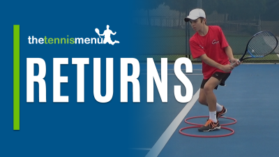 Returns - The Tennis Menu
