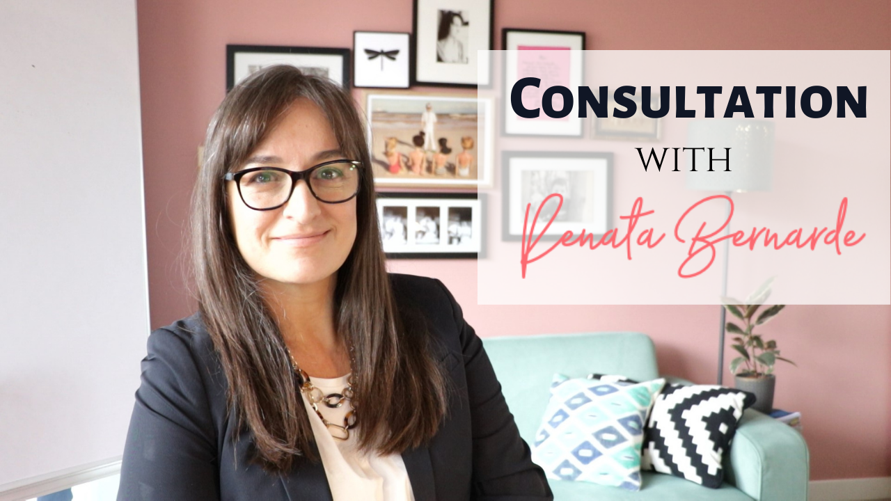 Career Consultation - Renata Bernarde