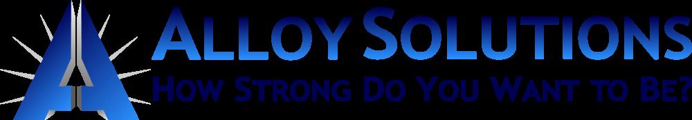 Alloy Solutions Logo