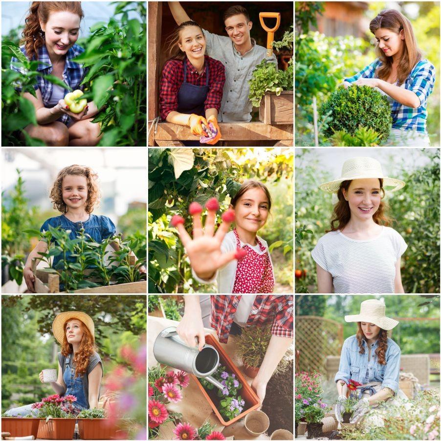 Garden Photography Presets
