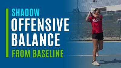 Offensive Balance (Shadow from Baseline)