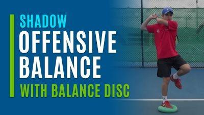 Offensive Balance (Shadow with Balance Disc)
