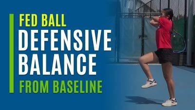 Defensive Balance (From Baseline)