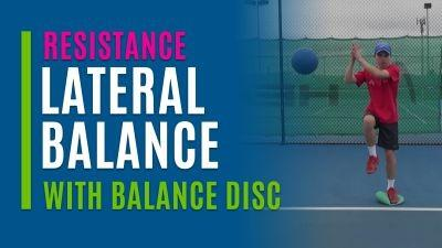 Lateral Balance (With Balance Disc)