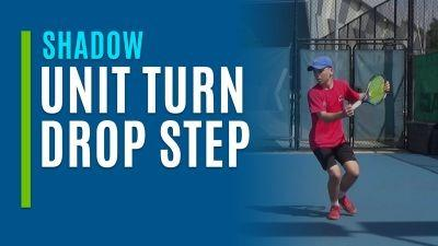 Unit Turn Drop Step (Shadow)