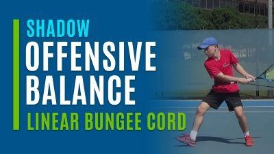 Offensive Balance (Shadow Linear Bungee Cord)