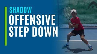 Offensive Step Down (Shadow)