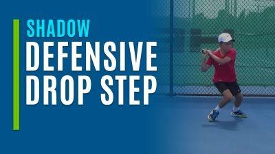 Defensive Drop Step (Shadow)