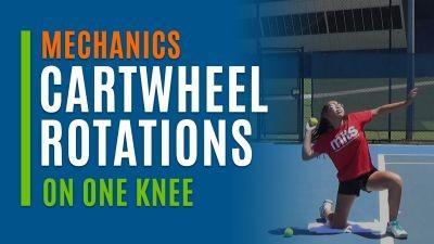 Cartwheel Rotations (On One Knee)