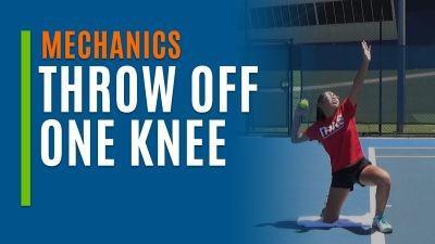 Throw Off One Knee
