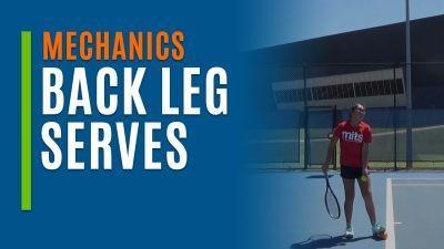 Back Leg Serves