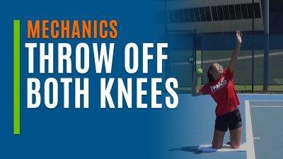 Throw Off Both Knees