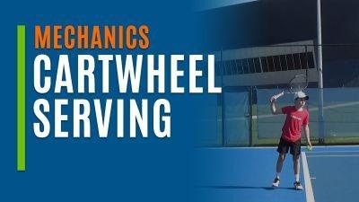 Cartwheel Serving