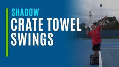 Crate Towel Swings